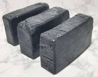 Black Stone- Activated Charcoal Soap