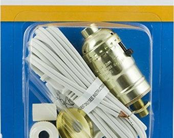 Wunderbar Flasche Lampe Kit Add On Für Quaste Kronleuchter
