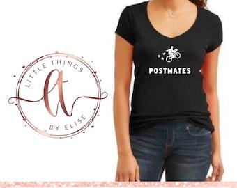 Postmates Fleet Women's Tee