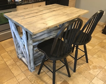 farmhouse kitchen island - Farmhouse Kitchen Island