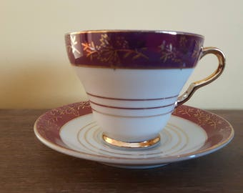 Very nice tea cup and saucer