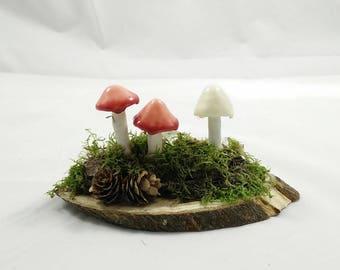 Leuchtpilze, Pilzleuchte, Nachtlicht, Schlaflicht, Fantasie Pilze, magische Pilze, Dekoration