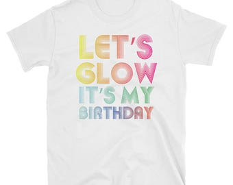 Glow Party T Shirt