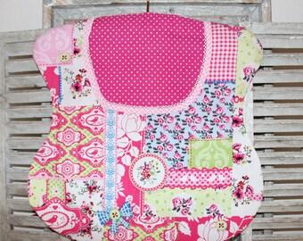 Staple Bag Patchlove Pink Pink