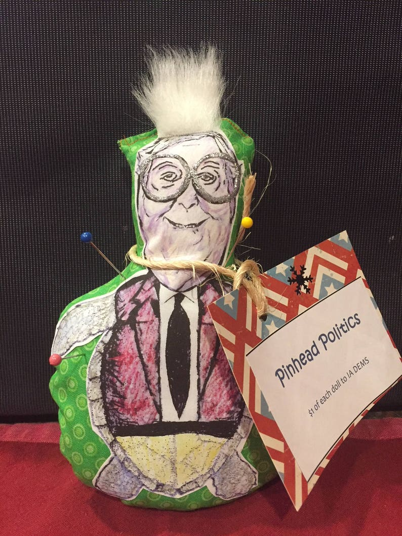 Mitch McConnell Voodoo Doll