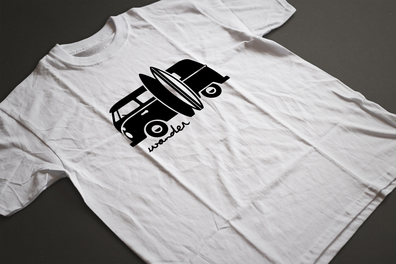 Aller courtes surfer - T-Shirt manches courtes Aller unisexe 434a04