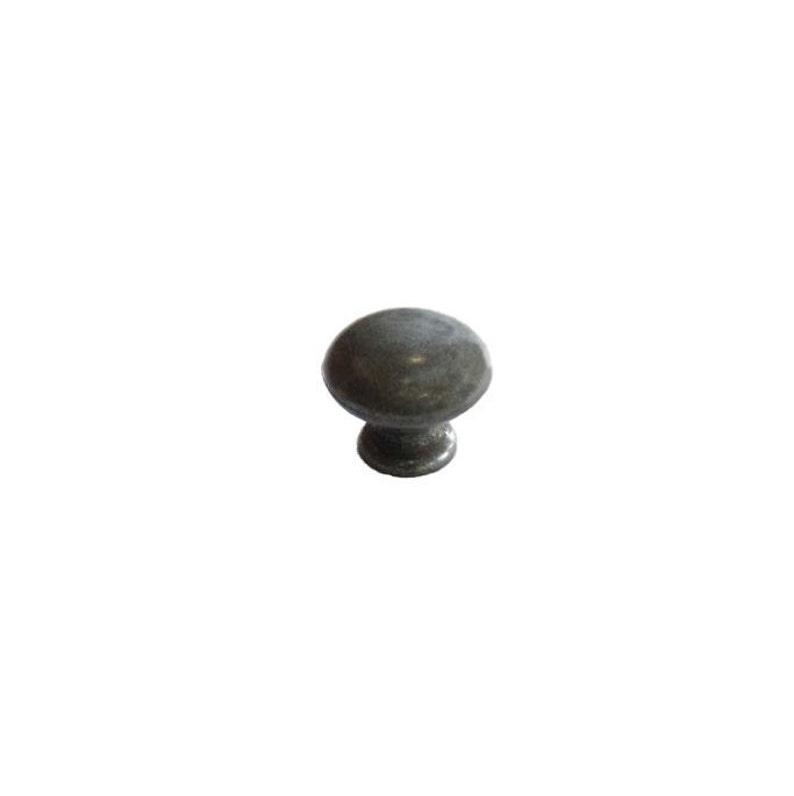 Old world Style Wrought Iron Finish Door Pull or Drawer Pull Desk cupboard dresser hutch hardware K570-W