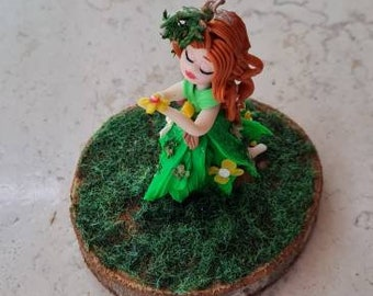 Fairy of the woods