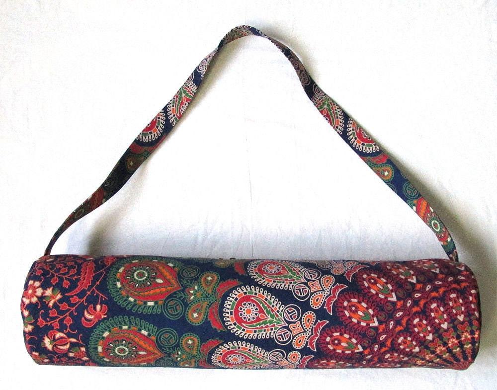 fe6652caac Sac à tapis de yoga Prime tout-en-un léger sport sac Carry | Etsy