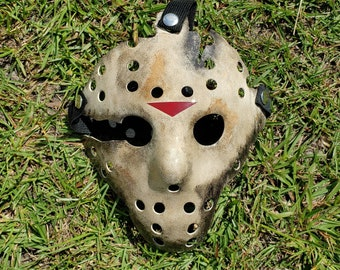 Jason Voorhees Roblox Id Jason Part 6 Mask Etsy