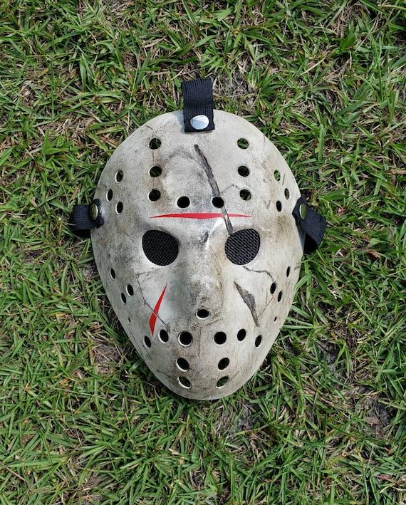 Replica Mortal Kombat X Video Game Jason Voorhees Hockey Mask Etsy