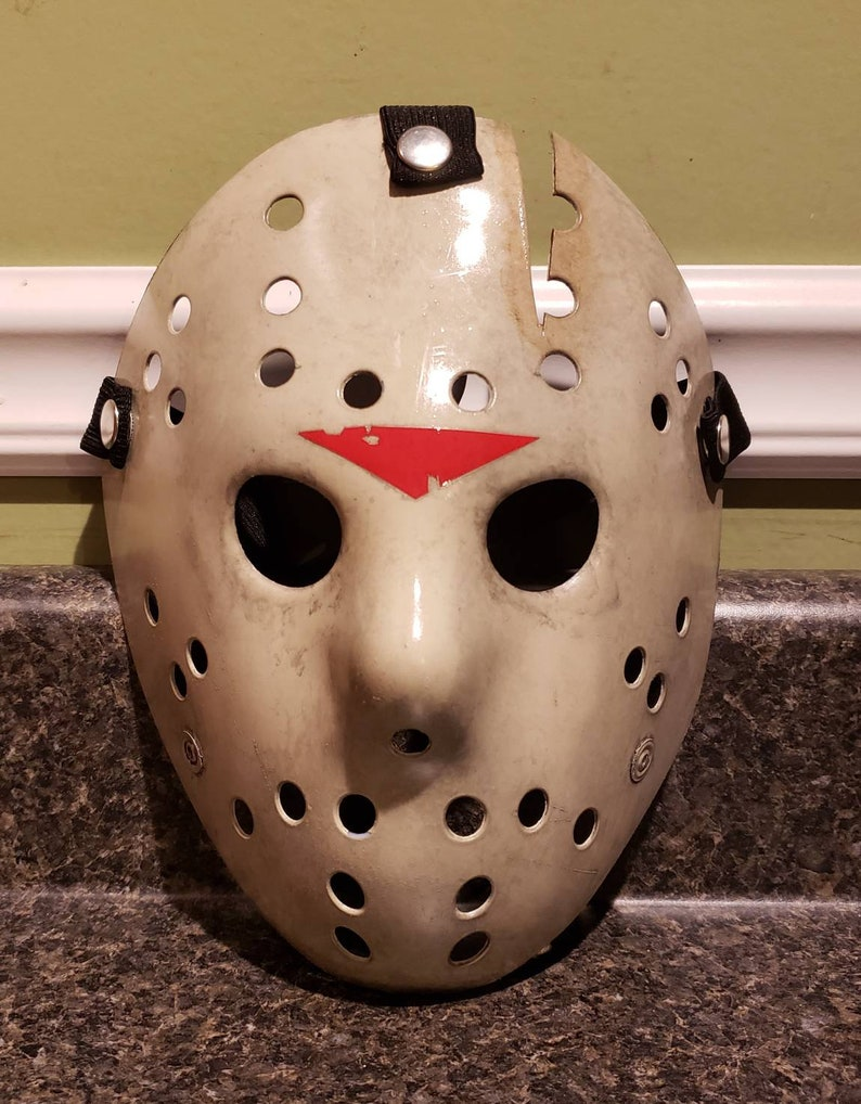 Replica Friday The 13th Part 6 Jason Lives Cj Graham Jason Etsy
