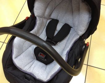 Soft Orthopedic Insert For Newborns In The Car Child Seat