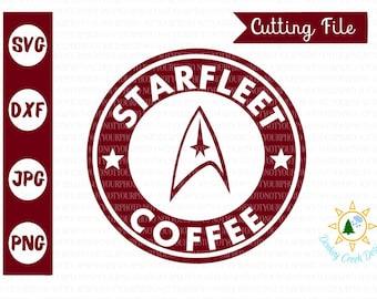 Star Trek Cut File Etsy