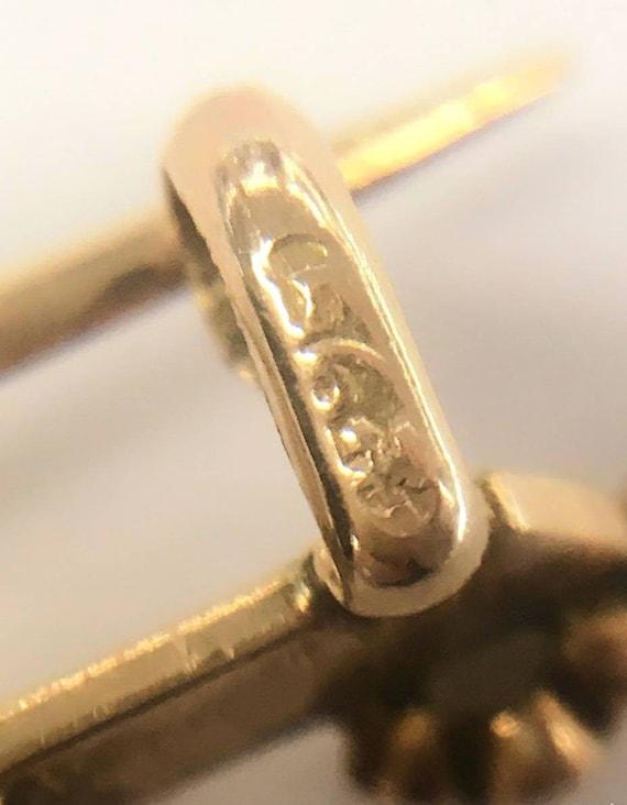 Antique rose diamond brooch - image 3