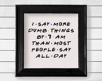 Dumb people quotes | Etsy