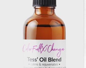 Tess' Oil Blend