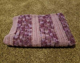 Lavender Lap Blanket
