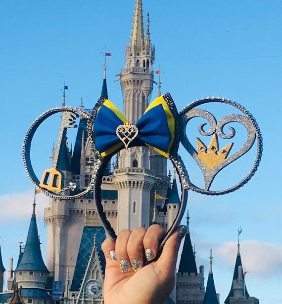 Keyblade Disney Kingdom Hearts Sora Heartless Inspired 3 D Minnie Mouse Ear Nerdy Geeky by Etsy
