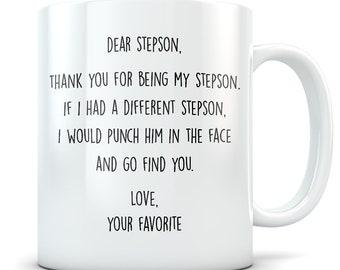 Stepson Etsy