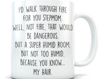 Stepmom Gifts Funny Gift Mug Coffee Idea Birthday Best Step Mom
