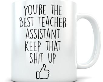 teacher assistant etsy