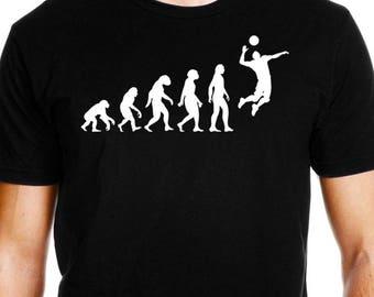 49f4af06 Volleyball Shirt, volleyball tshirt, volleyball gift, volleyball shirt for  men, volleyball shirt for women, volleyball t-shirt