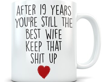 19 Years Together Etsy