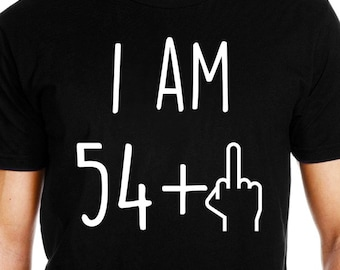 55th Birthday Shirt Gift 55 Years Old Bday Funny Party