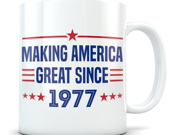 Funny 41st Birthday Gift Mug 41 Year Old Gifts Happy Bday 1978