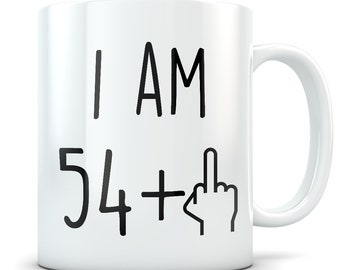 Funny 55th Birthday Gift Mug 55 Year Old Gifts Happy Bday Party Gag