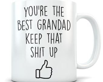 Grandad gifts, funny grandad gift, grandad mug, grandad coffee mug, grandad gift idea, grandad birthday gift, best grandad gift, granddad