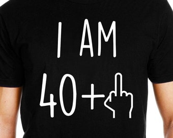 41st Birthday Shirt Gift 41 Years Old Bday Funny Party