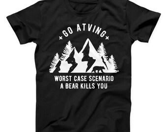 5bdaf0f4a ATV Shirt, quad shirt, atv t shirt, atv gift, atv shirt for men, atv shirt  for women, atv tshirt, 4 wheeling shirt, quad tshirt, atving