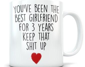3 years dating