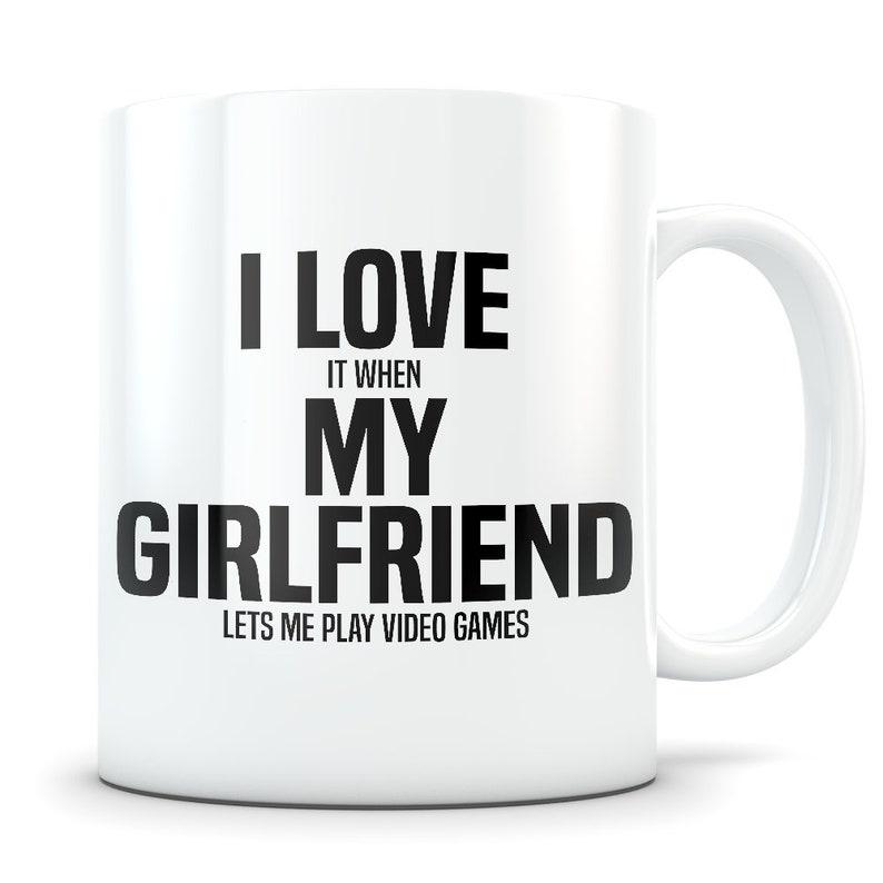 Video Game Gift Mug Gamer