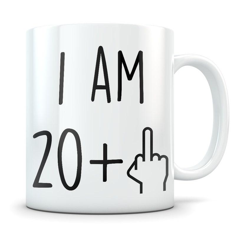 21st Birthday Gift For Women And Men Mug 21