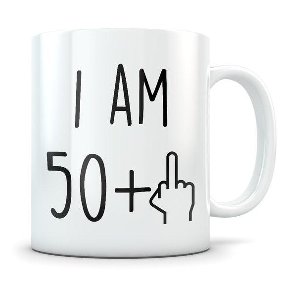 Divertente Regalo Di Compleanno 51st 51st Birthday Tazza 51 Etsy