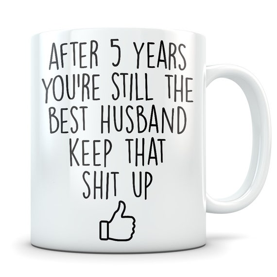 5 Year Anniversary Gifts For Men And Women 5th Anniversary Etsy