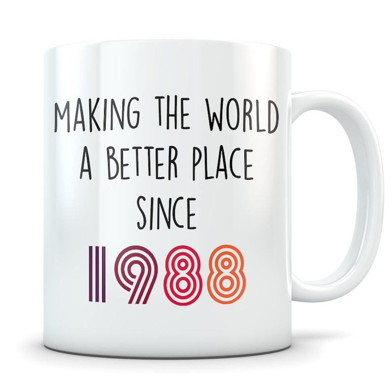 Funny 31st Birthday Gift Mug 31 Year Old