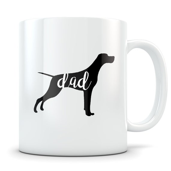 I/'M NOT JUST A DOG PERSON I/'M A GERMAN POINTER DADDY Novelty Printed Mug Gift