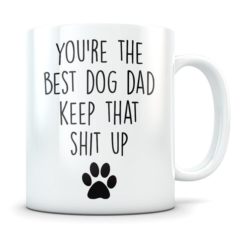 3877be721b7 Dog dad gift dad dog dog dad mug dog mug dog gift dog dad | Etsy