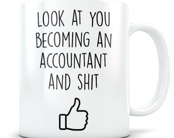 Future Accountant, new accountant, accountant to be, future CPA, new CPA, future accountant gift, accounting student, CPA student