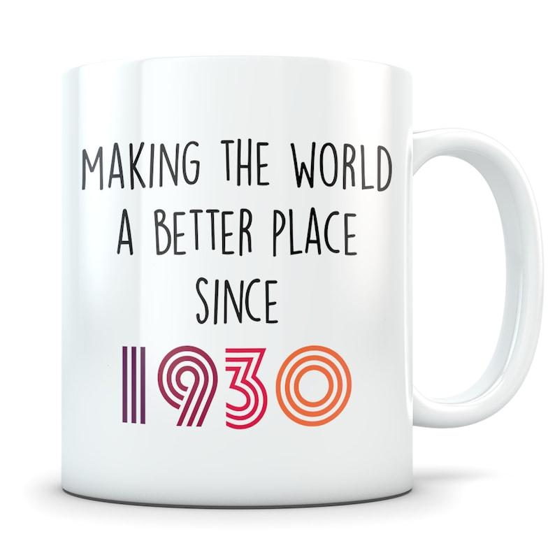 Funny 89th Birthday Gift Mug 89 Year Old