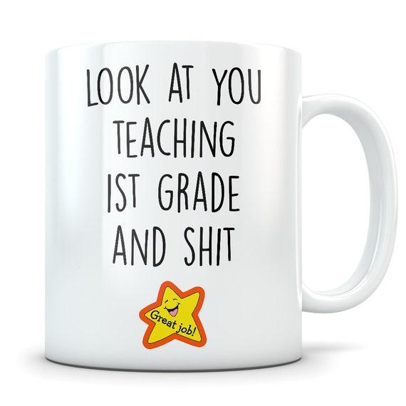 1st Grade Teacher 1st Grade Teacher Gift Teacher 1st Grade Etsy
