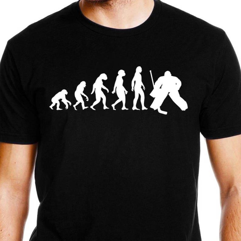 Hockey Goalie Shirt Ice Hockey Goalie Shirt Hockey Goalie Gift Hockey Shirt For Men Hockey Shirt For Women Goalie Shirt Goalie T Shirt