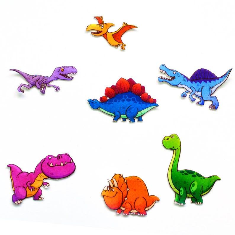 Felt Dinosaur Gifts for Children Preschool Felt Stories image 0