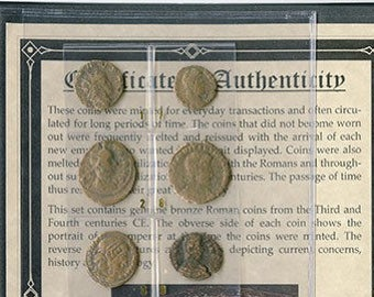 Historical Coins Etsy