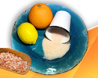 Dragonfruit Bath Salts, Sea Salt Soak, Bath Salts, Spa Bath, Spa Day, Spa Gift, Essential Oil Soak, Natural Skincare, Detox Bath Salts
