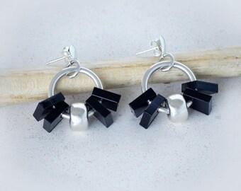 Earring starter kit etsy earrings diy eco kit eco kit jewelry starter kit eco diy do it yourself eco friendly new diy kit beginner earrings kit recycled diy solutioingenieria Image collections
